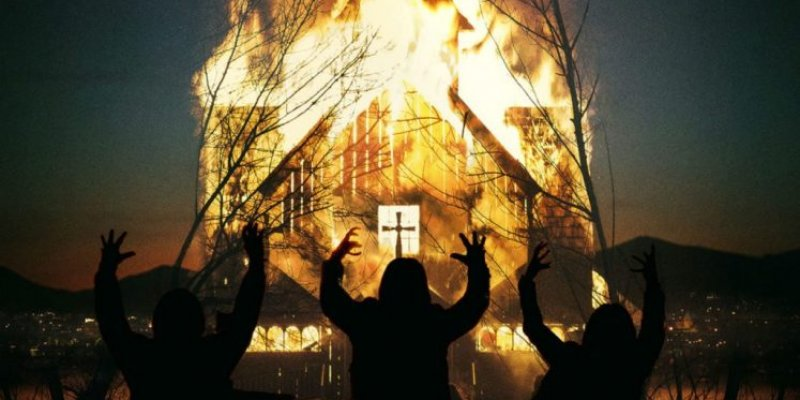 Woman Sets Churches On Fire In Utah; Writes 'Satan Lives' On Doors
