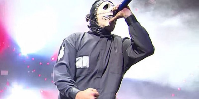 CHRIS FEHN Sued SLIPKNOT Because He Was Given 'Take-It-Or-Leave-It' Contract