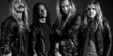 """ENFORCER - Unleash Lyric Video For New Single, """"Searching For You""""!"""