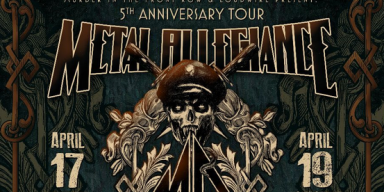 METAL ALLEGIANCE Celebrate Bay Area Thrash With Murder In The Front Row In San Francisco!