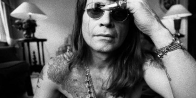 OZZY'S DISLODGED METAL RODS