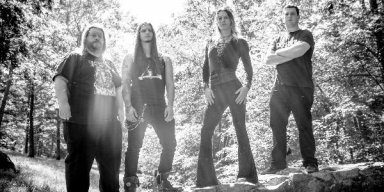DOOMSTRESS: Texas Retro-metal Outfit to Release Anticipated Debut Album, Sleep Among the Dead