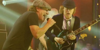 AC/DC New Album Will Be A Tribute To MALCOLM YOUNG