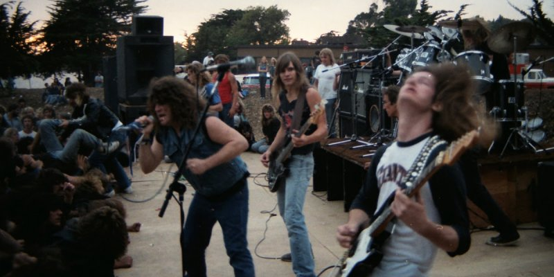 "EXODUS Celebrate 40 Year Anniversary With The Release Of ""No Love (Live At Day In The Dirt 1984)"""