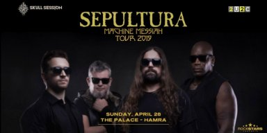 SEPULTURA Banned In Lebanon Over 'Devil Worship' Accusations
