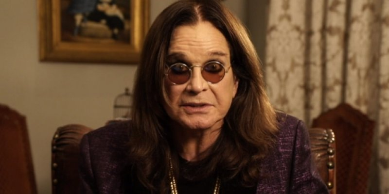 OZZY IS 'DOING REALLY WELL'