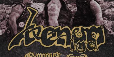 VENOM INC. Kicks Off North American Tour Dates W/ EXMORTUS Tonight