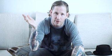 Fan Calls COREY TAYLOR 'A Trash Human Being'; COREY Responds