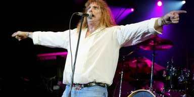 RIP MOLLY HATCHET Singer PHIL MCCORMACK