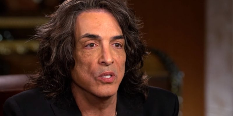 PAUL STANLEY Doesn't Want PETER CRISS's 'Sense Of Anger And Resentment'