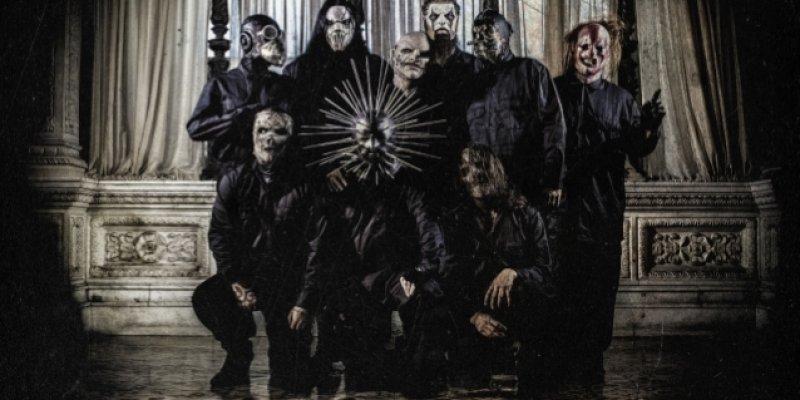 SLIPKNOT: New Teaser For Sixth Album
