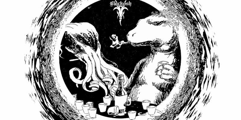 BLACKOSH: Black Metal Project Led By Former Root/Current Master's Hammer Member To Release Rvouci Vichry EP Via Eternal Death Next Month