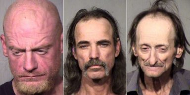 Three Men Arrested For Stealing LAMB OF GOD's Guitars
