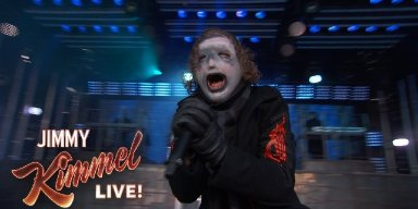 SLIPKNOT PERFORMS ON 'KIMMEL'