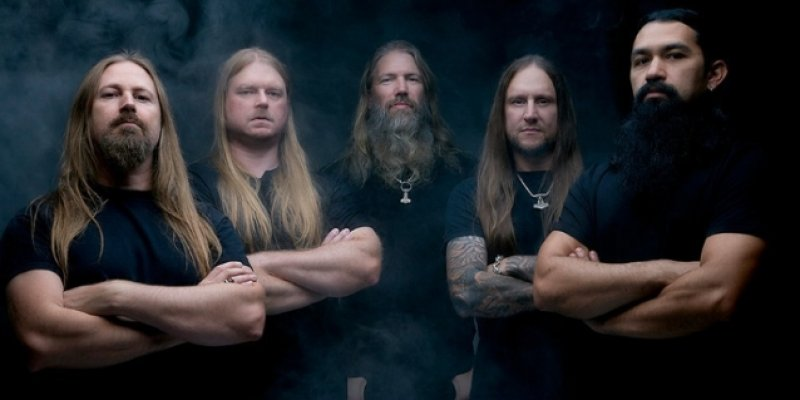 New AMON AMARTH Drummer Says His 'Input' Was Welcomed On 'Berserker'
