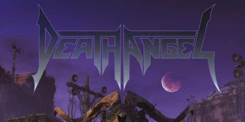 DEATH ANGEL Says New Album Was Inspired By Modern Society