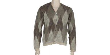 KURT COBAIN's Cardigan Sold For $75,000