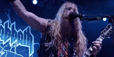 ZAKK WYLDE's To Recreate BLACK SABBATH's Entire Debut Album