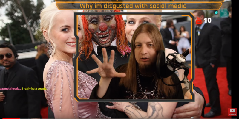 Slipknot drummer Shawn Crahan's family has slammed claims that Gabrielle took her own life or O.D