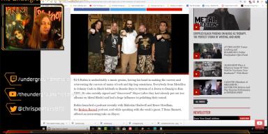 This Week In Metal News Live