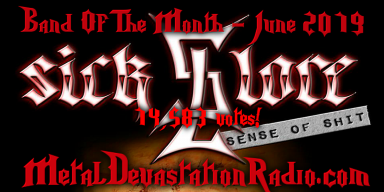 Sick Lore - Band Of The Month - June 2019