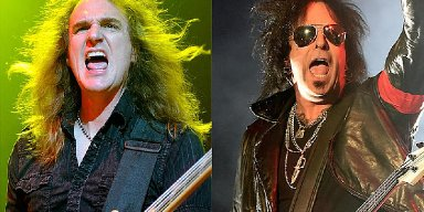 David Ellefson Was There the Day Nikki Sixx Died