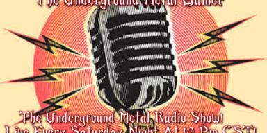 The underground metal radio show/chat EP#2