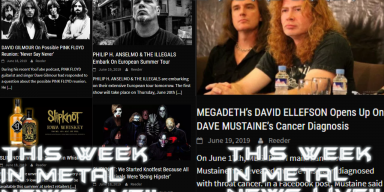 This Week In Metal News Live