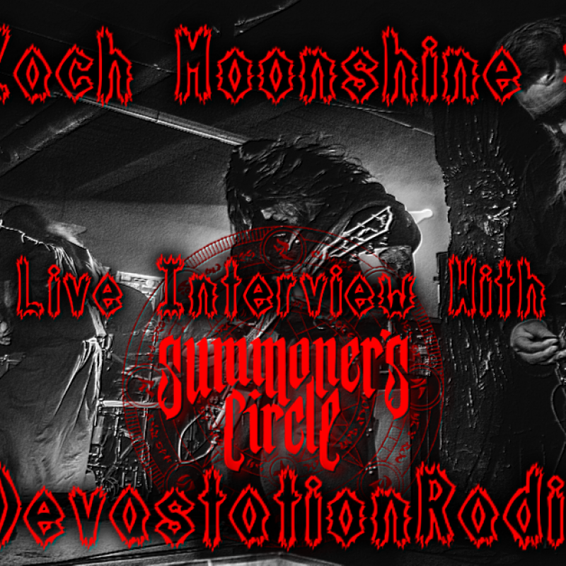 Summoner's Circle Interview & The Zach Moonshine Show