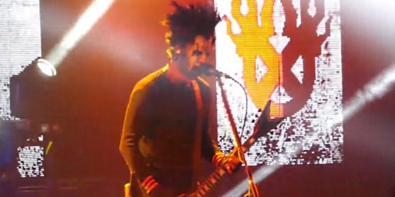 Reunited STATIC-X Performs In Houston