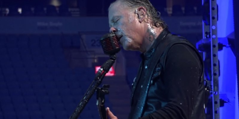 Pro-Shot Video Of 'St. Anger' Performance From Manchester