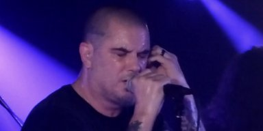 PHILIP ANSELMO Performs PANTERA Classics In London