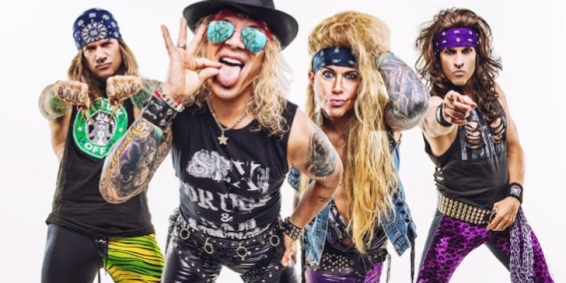 STEEL PANTHER: NEW ALBUM DETAILS