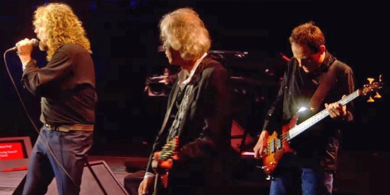 History Of Led Zeppelin