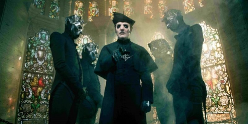 GHOST's Provocative New Lyric Video For 'Faith'