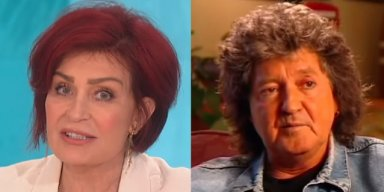 SHARON OSBOURNE: BOB DAISLEY IS 'SAD OLD F**K'