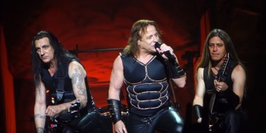 MANOWAR 'We Don't Take S**t From Anybody'