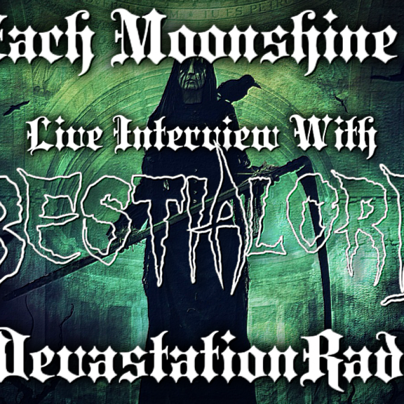 Bestialord - Featured Interview & The Zach Moonshine Show