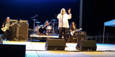 DOKKEN Performs At Iowa Speedway