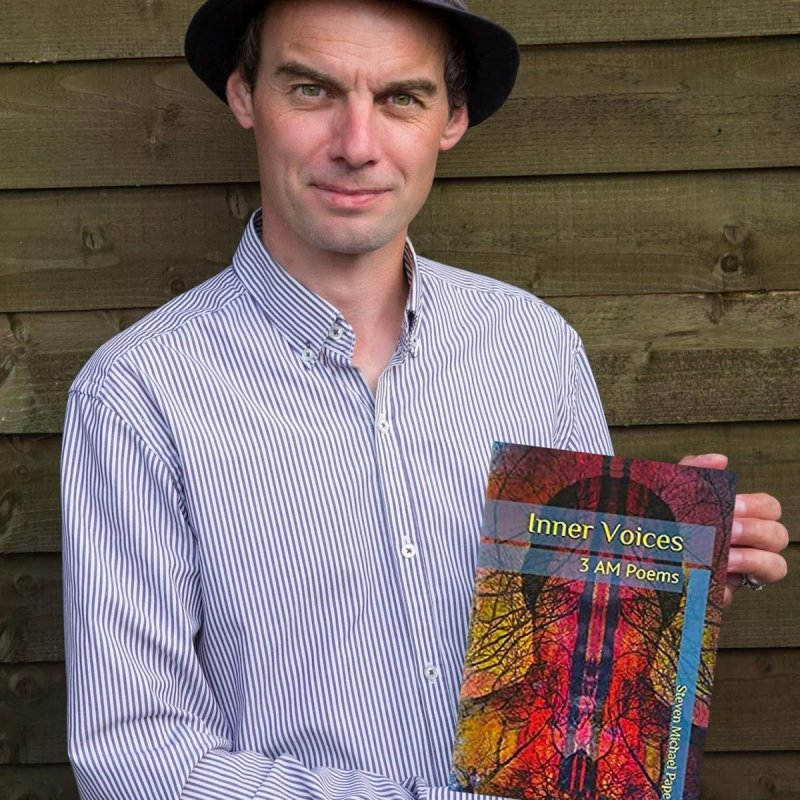 Interview with poet STEVEN MICHAEL PAPE by Dave Wolff