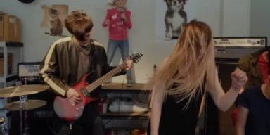 Watch This Kid Band Destroy SLIPKNOT's 'Devil In I' Cover