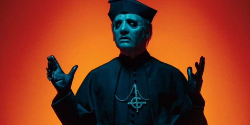 Tobias Forge Reveals Ghost Album He Can't Listen To
