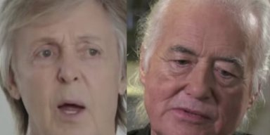 Jimmy Page Reveals What Paul McCartney Did To Him