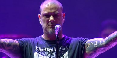 PHILIP ANSELMO Says Plea For Him To Perform PANTERA Songs 'Became Irresistible' After VINNIE PAUL's Death