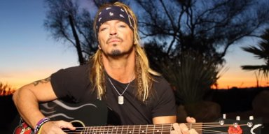BRET MICHAELS's Father Dies: 'He Was A Great Guy And Loved By All,'