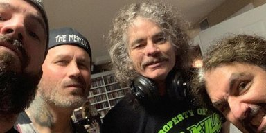 Overkill's Bobby Blitz And Ex-Members Of Machine Head & Dream Theater Working On New Project