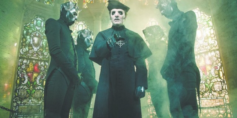 Tobias Forge Reveals Why Ghost Aren't As Sp00ky As They Used To Be