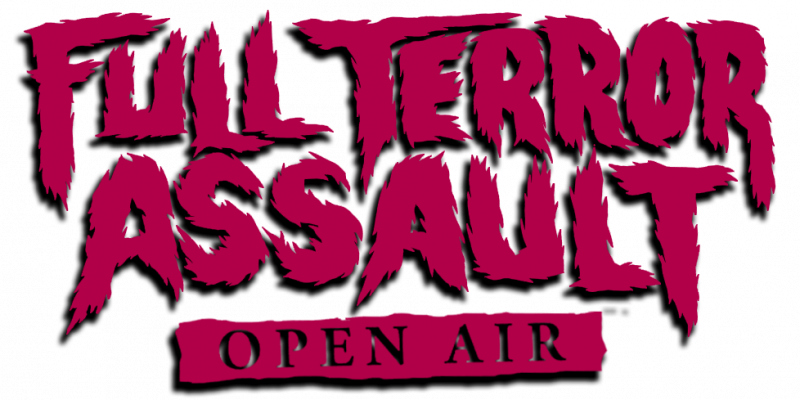 Lineups Revealed For 2019 'Full Terror Assault Open Air'