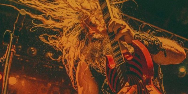 """ZAKK SABBATH: Black Sabbath Cover Band Led By Guitarist/Vocalist Zakk Wylde To Release Limited Live In Detroit LP Via Southern Lord; """"War Pigs"""" Video Clip Posted + Preorders Available"""