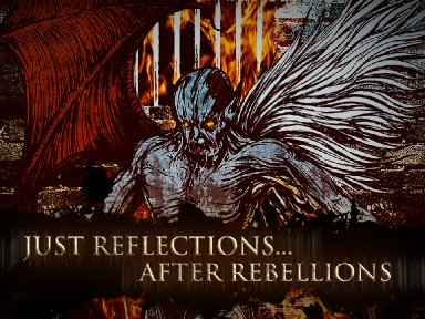 "PANDEMMY: Watch now the mini-documentary ""Just Reflections ... After Rebellions"""